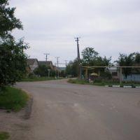 Перекрёсток ул.Ленина/ ул.Мира, Тбилисская