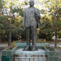 Памятник Ленину в центральном сквере, Темрюк