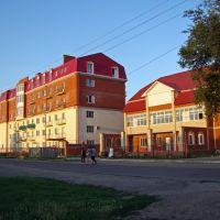 Новостройки на улице Красной, Тимашевск