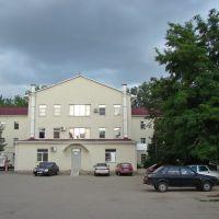 Тимашевская ЦРБ, Тимашевск