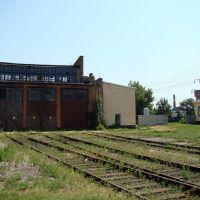 Старое депо. - The old depot., Тимашевск