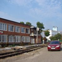 Столовая ЖД. - Fast food restaurant., Тимашевск