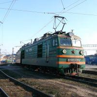 ВЛ80к-294, Тимашевск