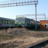 Ржавеющий ЭД4-0036, Тимашевск