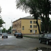 Гостиница Тихорецк, Тихорецк