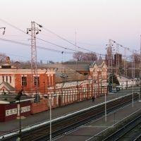 ЖД вокзал станции Тихорецкая, Тихорецк