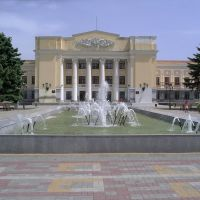 Парк, ДК, Тихорецк