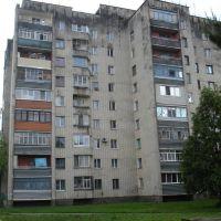 Первая 9-этажка города, Тихорецк