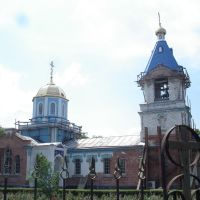 Церковь. Реставрация., Тихорецк