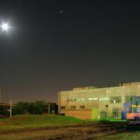 The Territory of depot in Tikhoretck / Территория депо в Тихорецке, Тихорецк