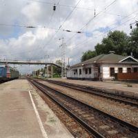 Железнодорожные пути, Тихорецк