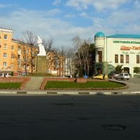 Угол улицы Победы и К.Маркса, Туапсе