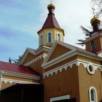 Свято-Никольский храм, Туапсе