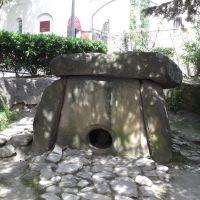 Мало кто знает про этот дольмен за вечным огнем. (поправьте местоположение если я ошибся)  / The dolmen, Туапсе
