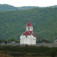 Церковь в Тенгинке., Тульский