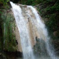 Tenghinka waterfalls / Тенгинские водопады, Тульский