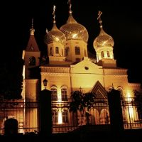Свято-Сергиевский храм, Усть-Лабинск