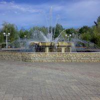Фонтан, Усть-Лабинск