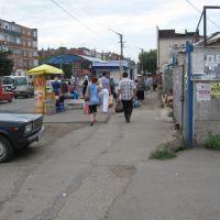 ул. Октябрьская, Усть-Лабинск
