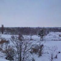 Спуск к озеру и дачам, Усть-Лабинск