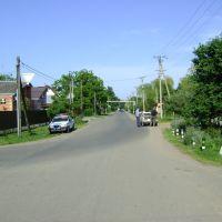 Вот, новый поворот, и..., Усть-Лабинск