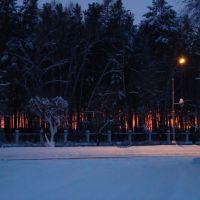 Ночная гамма цветов, Железногорск