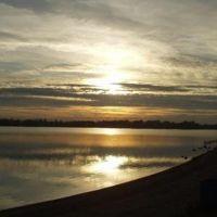 Городской пляж, Железногорск