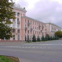 пл. Ленина, Железногорск