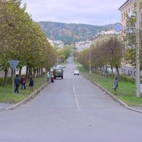 ул. Маяковского, Железногорск