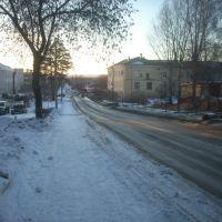 Улица Северная, Железногорск