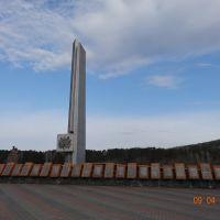Памятник погибшим Воинам, Зеленогорск