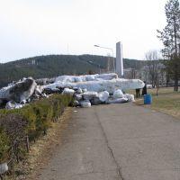 После ледохода, Зеленогорск