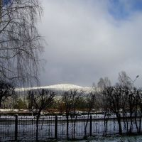 снежная гора, Зеленогорск