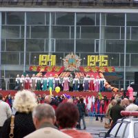 Праздничный концерт_Celebratory concert, Зеленогорск
