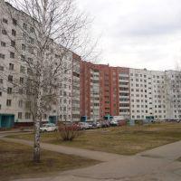 Зеленогорск, ул. Набережная, Три красивых дома, Зеленогорск