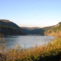Река КАН, Зеленогорск