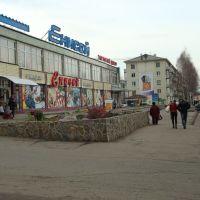 """""""Енисей"""" по ул. Мира, Зеленогорск"""
