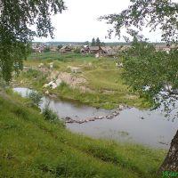 озеро в агинском, Агинское