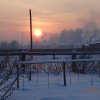 Зима-Сибирь-Мороз, Агинское