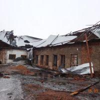 После урагана, Агинское