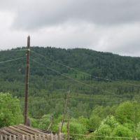 Вид на Чирий, Артемовск