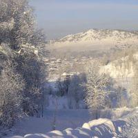 Зима в Артёмовске, Артемовск