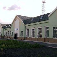 Вокзал станции Ачинск-2, Ачинск