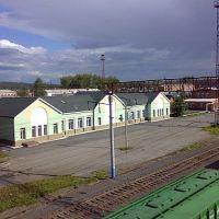 ст. Ачинск-2, Ачинск