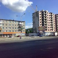 Вид на микрорайон 7, Ачинск