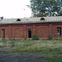 Бывшая парикмахерская, Ачинск