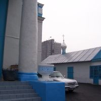 Церковь Ачинска, Ачинск
