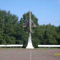 МиГ-21 Плац АВАТУ, Ачинск