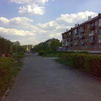 Сквер Б.Богаткова, Ачинск