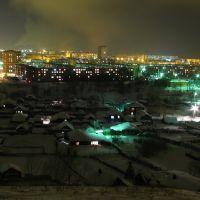 Вид на Ачинск, Ачинск